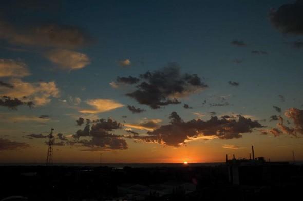 Sunrise La Boca