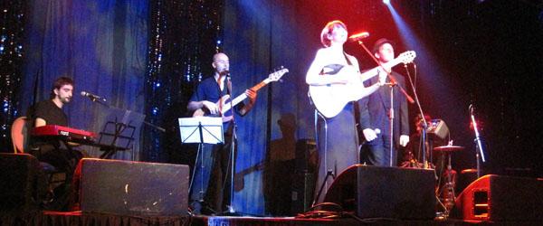 Concert in Mar del Plata