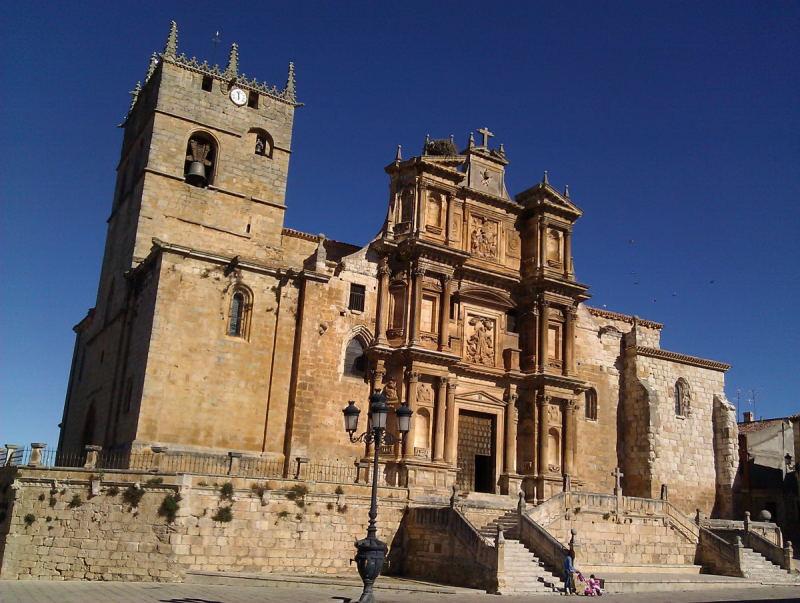 Wapas Tour: Gumiel de Izán, España