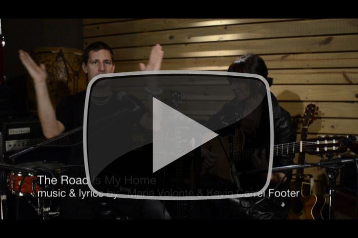 El Camino Es Mi Casa/The Road is My Home (studio demo)