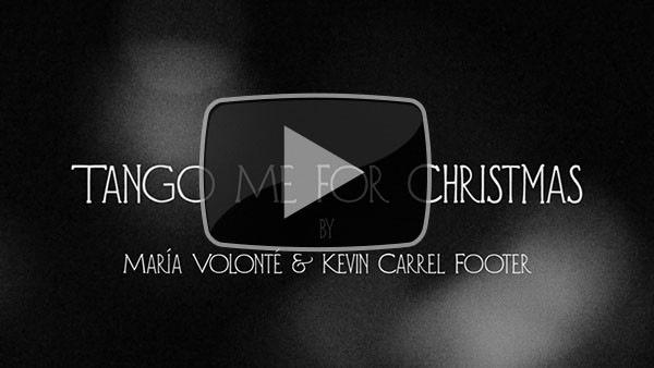 "New song: ""Tango Me for Christmas"""