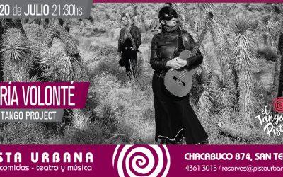 Blue Tango Project en El Tango Pide Pista 3