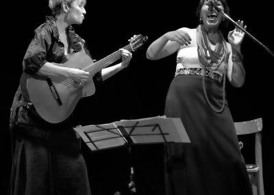 María Volonté & Soema Montenegro